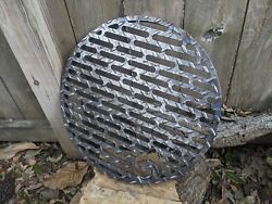 Round Bbq Grill Grate
