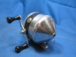 Vintage Zebco Spinner Model 33 Fishing Reel 1950and039s