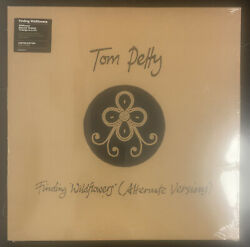 Tom Petty Finding Wildflowers Alternate Versions Limited Gold Vinyl 2lp New