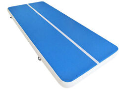 Inflatable Gym Mat Exercise Pad Yoga Fitness Sporting Goods