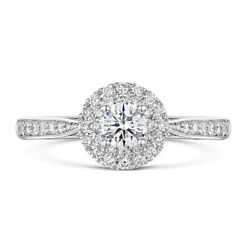 Solid 950 Platinum Ring 1.20 Ct Real Diamond Anniversary Women Ring Size 5 6 7 8
