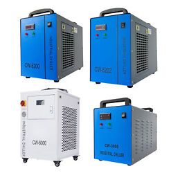 Cw5202/cw5200/cw3000 Industrial Water Chiller For Co2 Laser Tube Laser Engraver