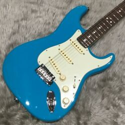 Fender American Professional Ii Stratocaster Rosewood Miami Blue
