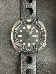 Seiko Automatic Rare Professional Divers Self-winding Serviced With New Belt