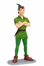 Neverland Adventure Boy In Green Life Size Statue