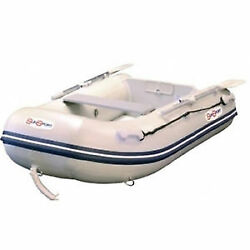 2.3m Sunsport Arib Inflatable Rib Boat Dinghy Sib 5hp Tohatsu Outboard Package
