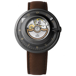 Xeric Invertor Automatic Gunmetal Brown Limited Edition