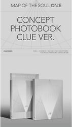 Bts Map Of The Soul One One Concept Photobook Preorder Clue Ver Brand New Kpop