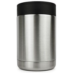 50pcs 12oz Beer Bottle Cooler Double Vacuum Insulated For Coke Cans
