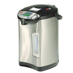 Addis 5l Thermo Pot Stainless Steel/black 516522 [ag15443]