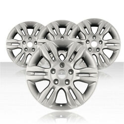 Revolve 16x7 Silver Wheel For 2010-2013 Nissan Altima Set Of 4