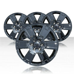 Revolve 20x8.5 Cladded Chrome Wheel For 2007-2011 Ford Expedition Set Of 4
