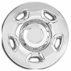Premium Fx Chrome 17-inch Wheel Skin Covers Set Of 4 For 2004-2010 Ford F-150