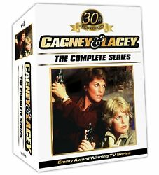 Cagney And Lacey Slipcase The Complete Series W Sharon Gless 119 Episodes