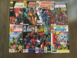 Journey Into Mystery Comic Lot 9 Issues -1 507 509 510 511 512 517 520 521 Loki