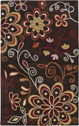 Surya Ath-5037 Athena Transitional Hand Tufted - Wool Brick Area Rugs