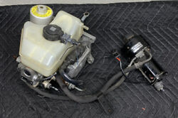 1987-92 Cadillac Allante Abs Master Cylinder Brake Pump And Booster 0265402008