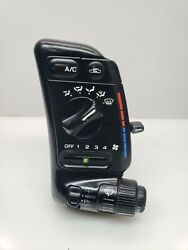 1990 Nissan 300zx Manual Heater Climate Control And Windshield Wiper Switch Oem
