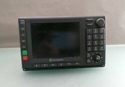 Mercedes-benz M Class Radio Navigation System Control A1638200486 Without Pin