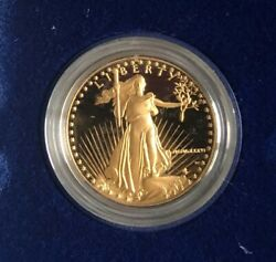 1986 50 American Gold Proof Eagle 1 Ounce