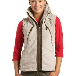Kuhl Women's Hooded Flight Vest Stone Color - Brand New W/ Tags Attached