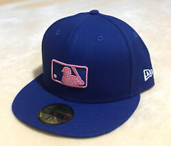 New Era 5950 Mlb Umpire On Field Fitted Hat Size 7 1/2 Mothers Day 2021 🔥new