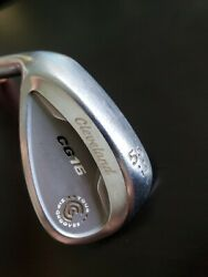 Cleveland Cg16 Tour Zip Grooves Wedge 5614 Sand Wedge Lh Left Hand