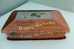 Vintage Nunnallys The Candy Of The South Candy Box Advertising 1960s