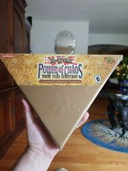 Yugioh Power Of Chaos Pcy Us Collector's Ed. With 5 Cards New Box Extremely Rare