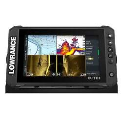 Lowrance Elite Fs 9 Combo With 3-in-1 Active Imaging T/m 000-15692-001