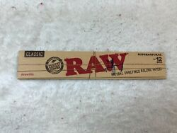 George Jung Blow Signed Autographed Raw Tobacco Rolling Paper Rare Proof 12 Inch