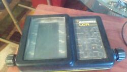 Humminbird Model Lcr 3004 Lcd Display Fishfinder Untested/as-is