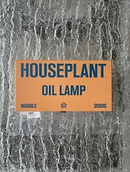 House Plant Oil Lamp By Seth Rogen Sold Out In Hand Ready To Ship