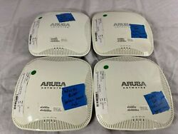 Lot Of 4 Hp Hpe Aruba Ap-115 110 Series Access Points Same Day Shipping