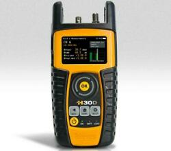 Televes H30d3 593103 Catv Docsis 3.0 Meter And Analyzer With Remote Control