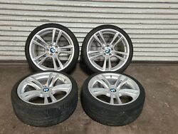 Bmw F01 F02 750 740 Front And Rear Staggered M Sport Rims Wheels 20and039and039 09_15