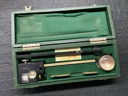 Keuffel And Esser Co., Germany - Scale Drawing Drafting Tool / Instruments In Orig