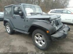 Chassis Ecm Multifunction Includes Fuse Box Fits 14 Wrangler 430906