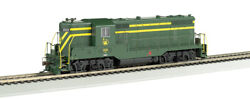 Bachmann Ho Train Set Dc And Sound Cnj Rr Gp7 And Caboose Ez Track Oval