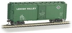 Bachmann Ho Scale Freight Cars, 2 Box Cars, 1 Gondola, 1 Hopper New In Boxes