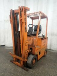 Hyster E50xl-27 Hyster E50xl-27 Electric Forklift 3150 04210570148