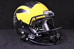 Charles Woodson Signed And Inscribed U Of M Wolverines Authentic Helmet - Fanatics