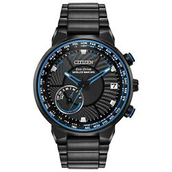 Citizen Eco-drive Satellite Wave Gps Freedom Menand039s 44mm Watch Cc3038-51e