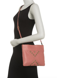 NWT The Sak Tomboy Convertible Clutch Color Clay Muted Coral $50.00