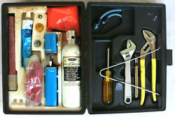 Vintage - Ford Highway Tool And Safety Kit - 1960and039s-1970s