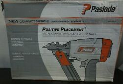 Paslode 502300 Pf150s-pp 1-1/2andprime Positive Placement Metal Connector Nailer