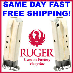 Ruger Factory Magazine For P89, P93, P94, P95,10rd,same Day Fast Free Shipping