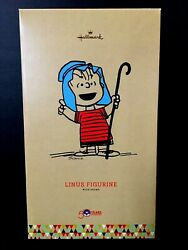 Hallmark Peanuts Gallery 10 Linus Pageant What Christmas Is All About 50th Ann