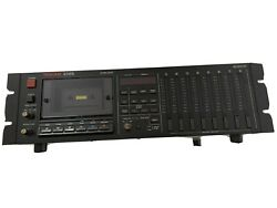 Tascam 238 Syncaset 8 Track Analog Tape Recorder W/remote Control And Manual