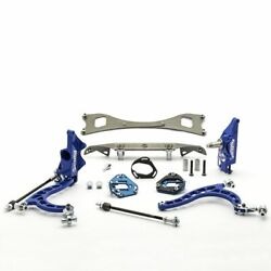 Wisefab S14 S15 Front V2 Drift Angle Lock Kit With Rack Relocation Kit Brand New